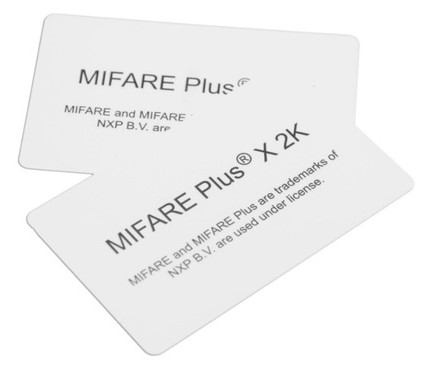 Mifare Plus X 2K